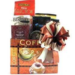 Java Time Gift Basket