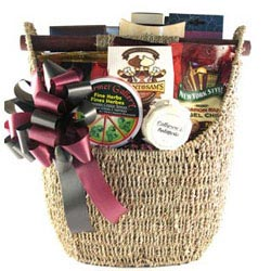 The Distinguished Gift Basket