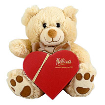 LOVE and HUGS: Valentine Gifts to Australia