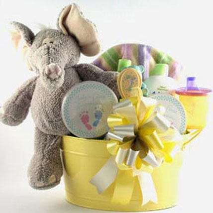 Bundles For Baby Gift Basket