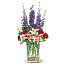 Floral Fantasia: Congratulations