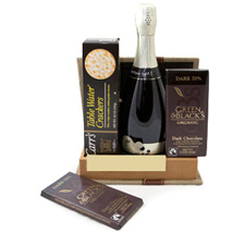 Sparkling Gourmet Quartet: Send Birthday Chocolates to Canada