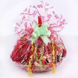 Happy Gift Basket 3  CIN