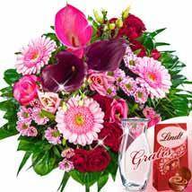 Flower Bouquet Eleganz