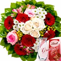Flower Bouquet Royal