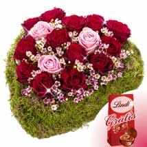 Flower Heart Valentino