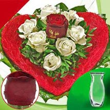 Rose Bouquet: Flower Bouquets to Germany