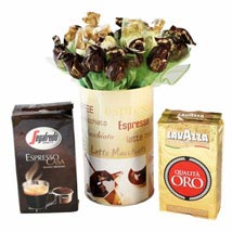 Rise and Shine Sweet Bouquet: Gifts to Italy