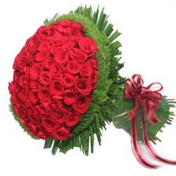 100 rose bouquet JAP