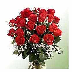 24 rose bouquet JAP