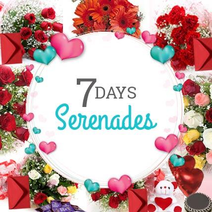 7 DAYS SERENADE