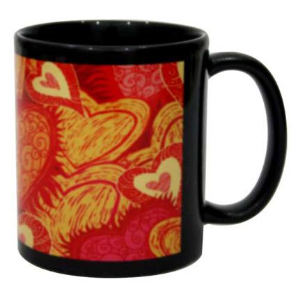 All Hearts For You Coffee Mug