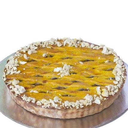 Apple Pie Cake 3kg Eggless