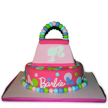 Barbie Cake in Style 4kg