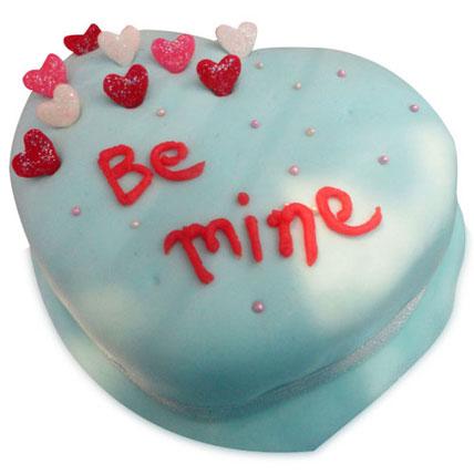 Be Mine Cake 4kg