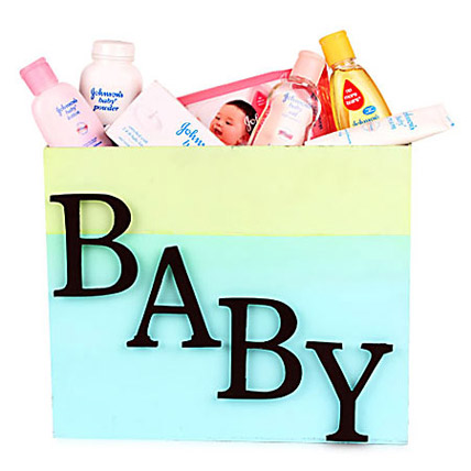 Be Ready For Baby Hamper