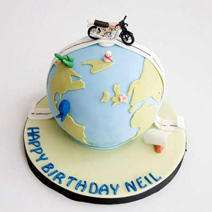 Bike on Earth 5kg