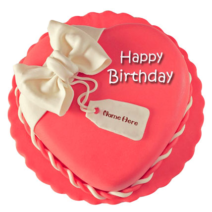 12% Off on Birthday Gifts By Ferns N Petals | Birthday Cake 1kg @ Rs.1,699