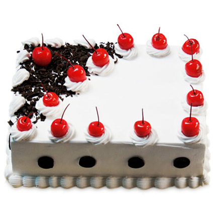 Blackforest Divine Cake 2kg Eggless