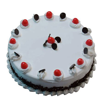 Blackforest Luxury Cake 1kg Eggless