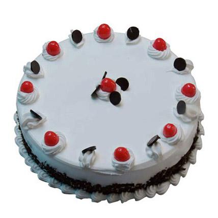Blackforest Luxury Cake 2kg Eggless