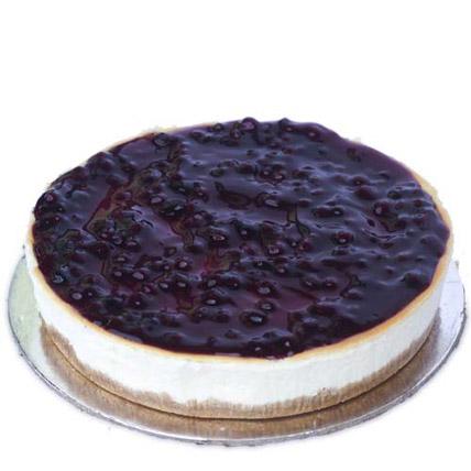 Blueberry Cheesecake 3kg Eggless