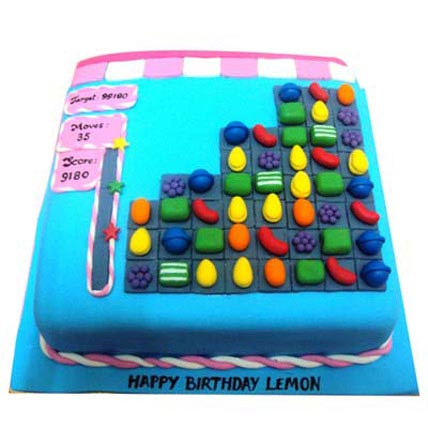 Bright Game Cake 2kg