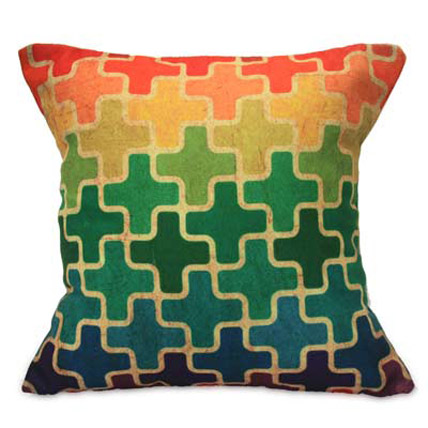 Brighten Up With Cushion