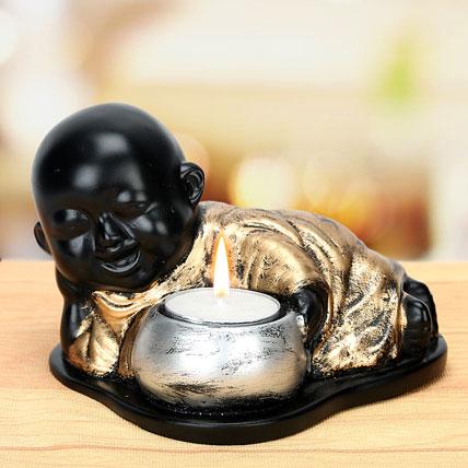 Buddha Candle Stand