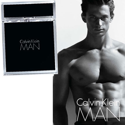 CALVIN KLEIN MAN EDT Spray