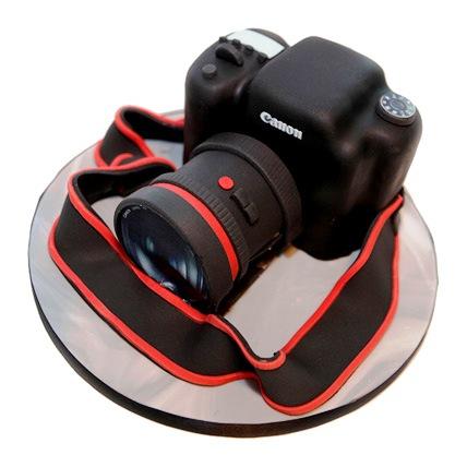 Camera Cake 4kg