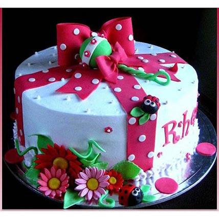 Celebration Cake 3kg Eggless