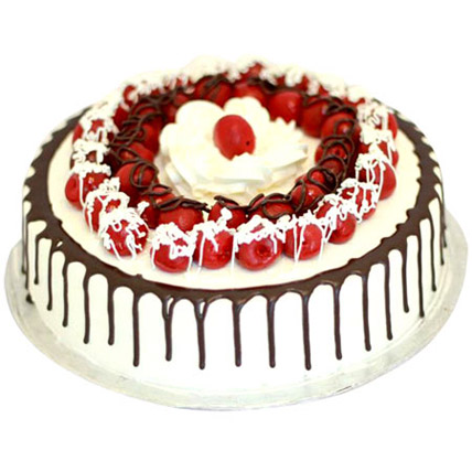 Cherry Blackforest Cake 5 Star Bakery 1kg