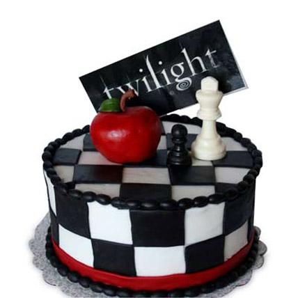 Chessboard Cake 4kg Eggless
