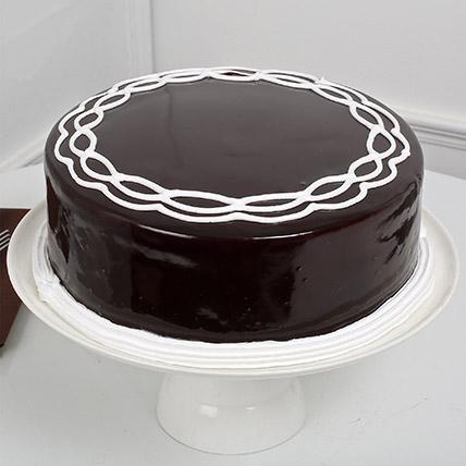 Cake Designs For Half Kg : Chocolate Cake Half kg Gift Chocolate Cake Half kg ...