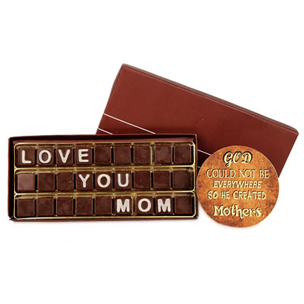 Chocolate That Loves Mamma