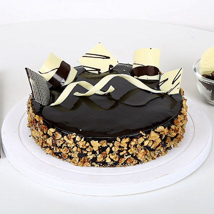 Chocolate Walnut Truffle 2kg Eggless