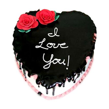 Chocolatey Valentine Cake 1kg