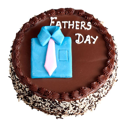Chocolaty Fathers Day Delight Half kg Eggless