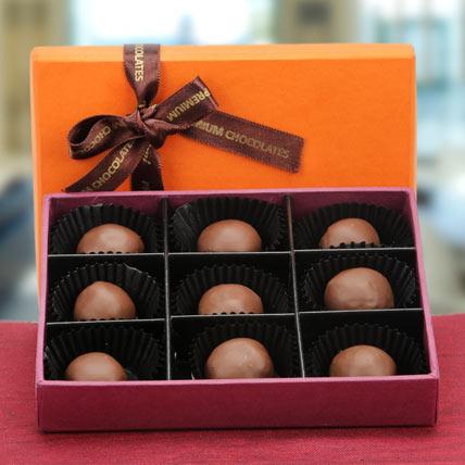 Chocolaty Surprise