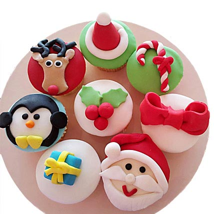 Christmas Special Cupcakes 24