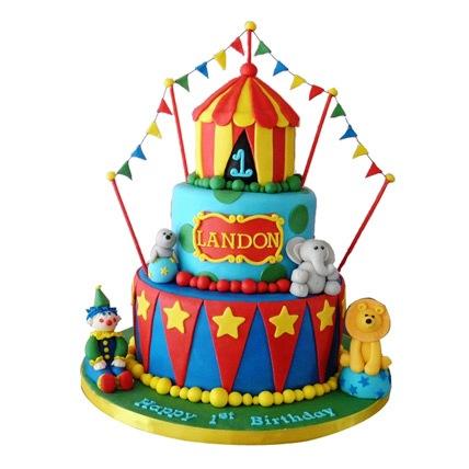 Circus Cake 5kg