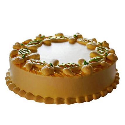 Creamy Sphere Cake Half kg