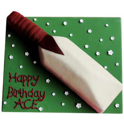 Cricket Bat Cake 3kg