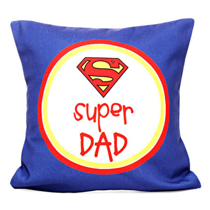 Cushion for Super Dad