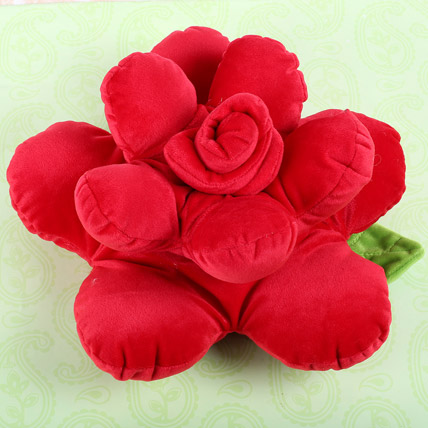 Cute Flower Shaped Pillow