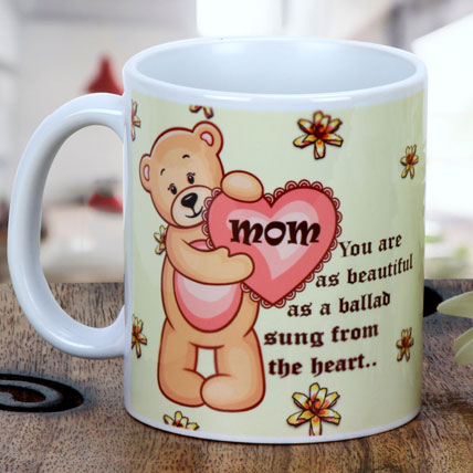 Cute Mug For Loving Momma