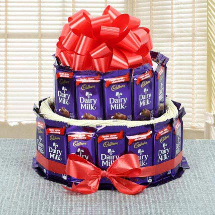 Dairy Milk Chocolate Collection