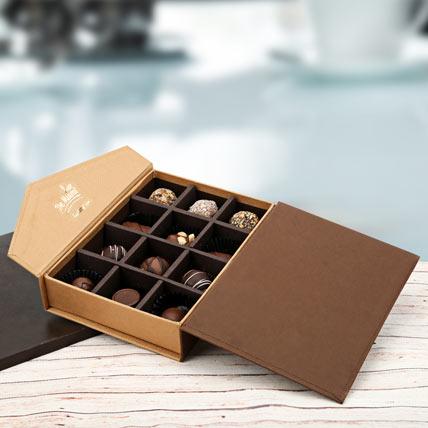 Dark magic of Chocolates