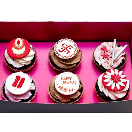 Delicious Deepavali Cupcakes 6
